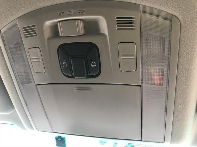 2.4Z 4WD 関東仕入れ 両側電動スライドドア リヤフリップダウンモニター 8人乗り ナビTVバックカメラ 車高調 アルミホイール付きスタッドレス 新品冬ワイパー 新品バッテリー付き 1年保証(18枚目)
