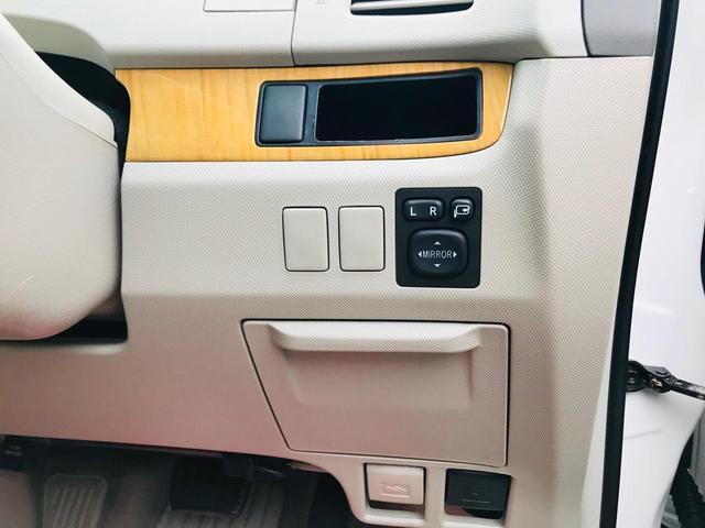2.4アエラス Gエディション 4WD 両側電動スライドドア ナビTV バックカメラ リヤモニター 7人乗り アルミホイール付きスタッドレスタイヤ 新品冬ワイパー 新品バッテリー付き 1年保証(5枚目)