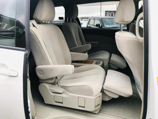 2.4アエラス Gエディション 4WD 両側電動スライドドア ナビTV バックカメラ リヤモニター 7人乗り アルミホイール付きスタッドレスタイヤ 新品冬ワイパー 新品バッテリー付き 1年保証(12枚目)