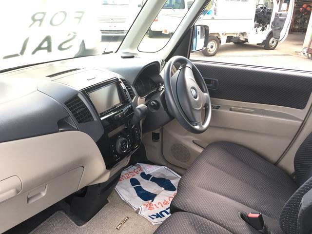 スズキ パレット T ターボ 4WD 両側パワースライドドア