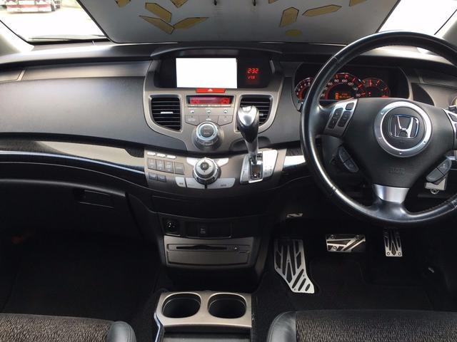 ホンダ オデッセイ アブソルート 4WD ナビTV