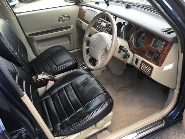 日産 ラシーン タイプS 4WD