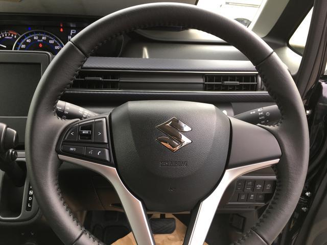 スズキ ワゴンR ハイブリッドFZ 4WD 届け出済未使用車