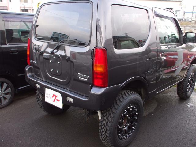 スズキ ジムニー クロスアドベンチャーXC 4WD マニュアル リフトアップ