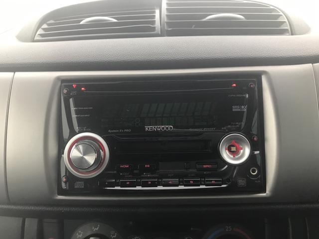 カスタムRS 4WD スーパーチャージャー 軽自動車 CD(20枚目)