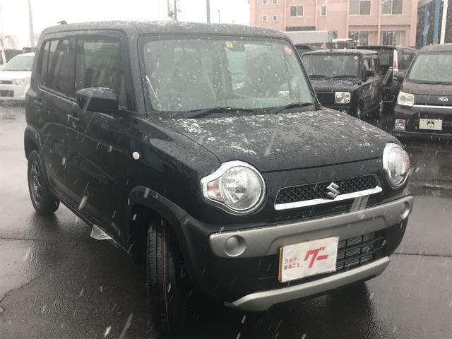 G 4WD 届出済未使用車 レーダーブレーキ ベンチシート(4枚目)