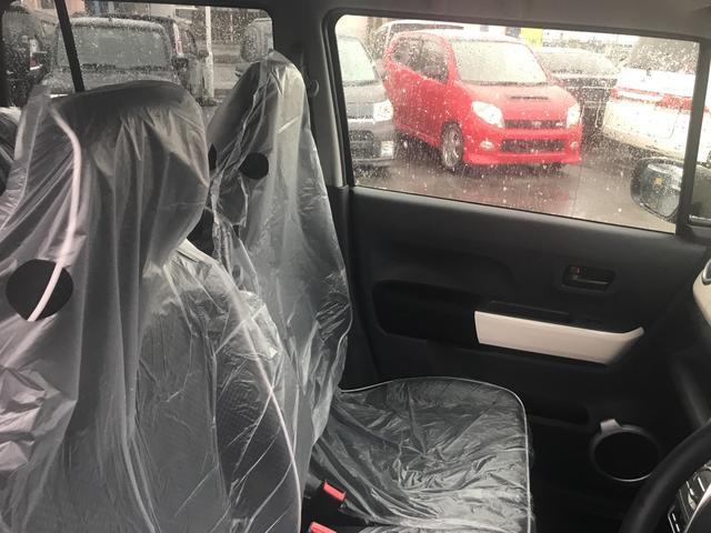G 4WD 届出済未使用車 レーダーブレーキ ベンチシート(20枚目)