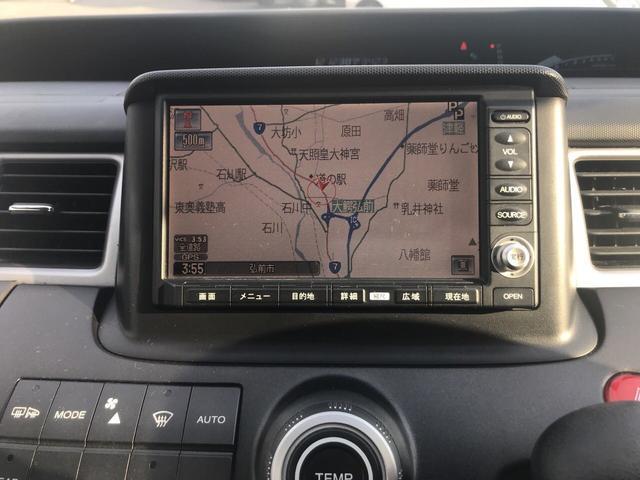 スパーダSZ HDDナビパッケージ 4WD 両側電動スライド(9枚目)