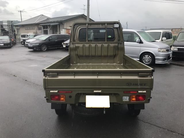 エクストラSAIIIt 4WD 届出済未使用車 荷台作業灯(6枚目)