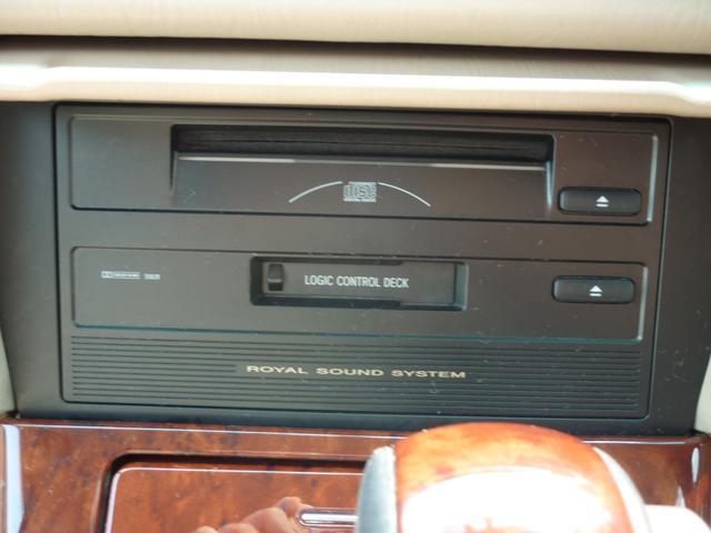 トヨタ クラウン ロイヤルエクストラリミテッド ブリッツ車高調 OZ18AW