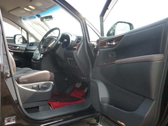 日産 エルグランド 350ハイウェイスタープレミアム KAZ-SUS エアサス