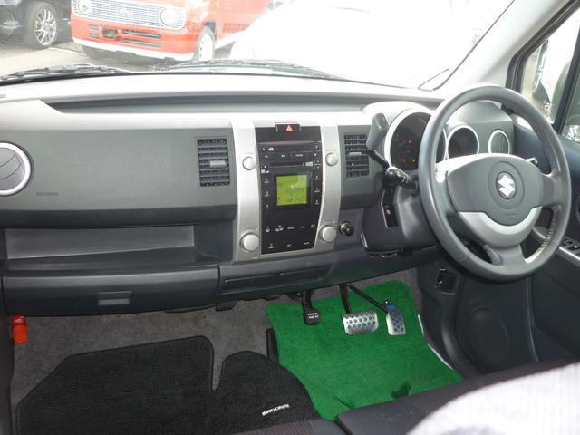 スズキ ワゴンR RR-DI 4WDターボ スズキ14AW 純正CDMDデッキ