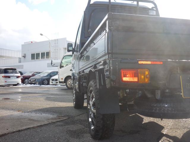 ジャンボSAIIIt MG BEAST15AW リフトアップ(9枚目)