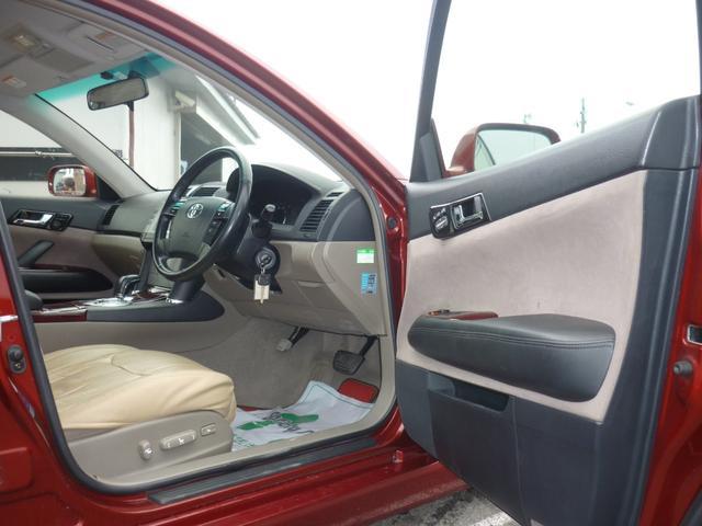 綺麗な内装!運転席&助手席パワーシート!