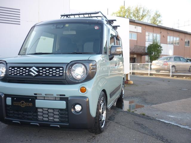 「スズキ」「スペーシアギア」「コンパクトカー」「岩手県」の中古車5