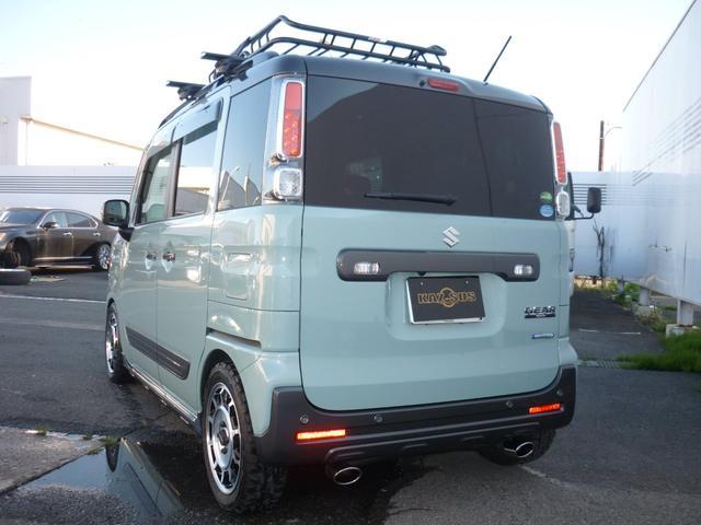 「スズキ」「スペーシアギア」「コンパクトカー」「岩手県」の中古車8