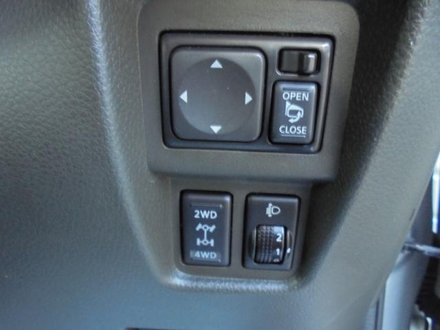 日産 キューブ 15X FOUR 切替4WD SDナビ 地デジ 寒冷地仕様