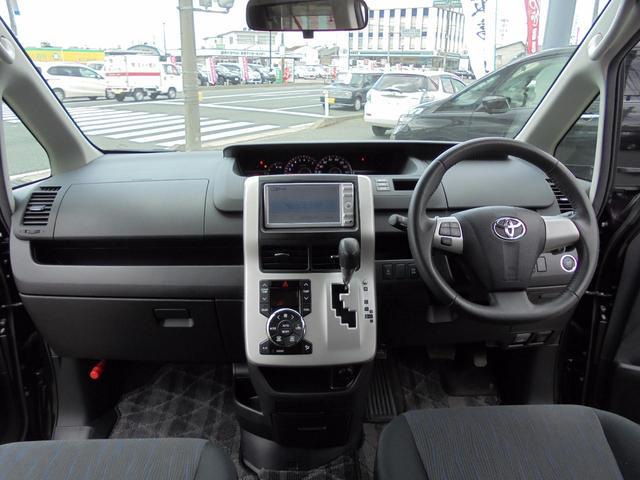 トヨタ ヴォクシー ZS 4WD 後期 純正ナビ 地デジ Bカメラ スマートキー
