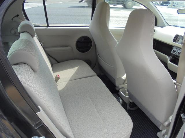 トヨタ パッソ X 寒冷地仕様 タイミングチェーン ワンオーナー