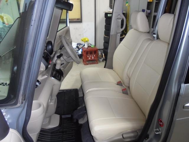 G 4WD スマートキープッシュスタート タイミングチェーン 4WD スマートキー&プッシュスタート Aストップ 両側スライドドア USB ベンチシート(21枚目)