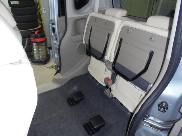 G 4WD スマートキープッシュスタート タイミングチェーン 4WD スマートキー&プッシュスタート Aストップ 両側スライドドア USB ベンチシート(22枚目)