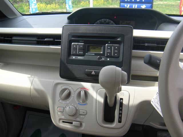 FA 4WD  純正CDチューナー シートヒーター(10枚目)