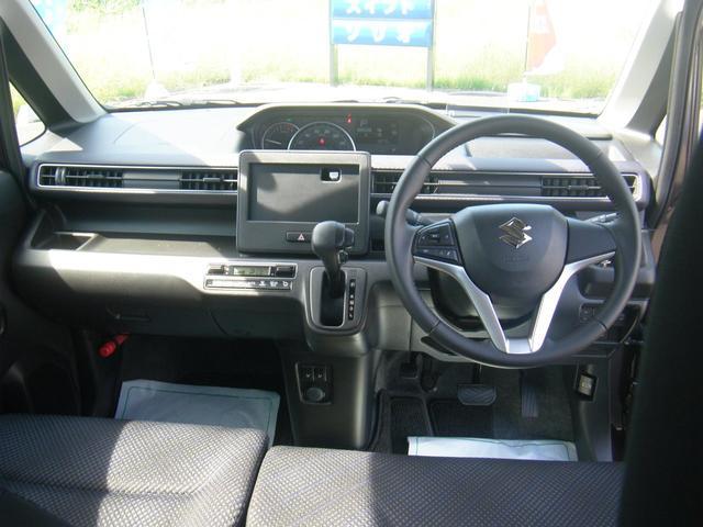 ハイブリッドFZ 4WD 全方位モニター用カメラパッケージ ヘッドアップディスプレイ LEDヘッドライト デュアルセンサーブレーキサポート 横滑り防止機能 オートエアコン スマートキー2個 シートヒーター オプション色(6枚目)