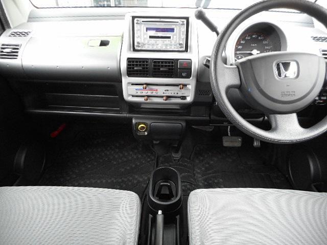 ホンダ ザッツ モデューロフルエアロ 4WD キーレス