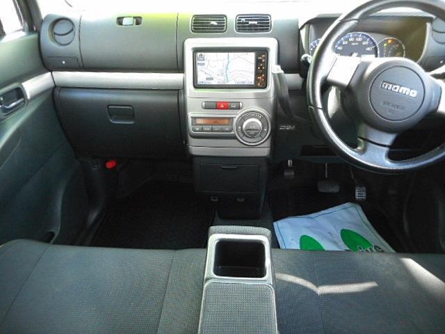 カスタム RS 4WD ワンオーナー HID SDナビ(3枚目)