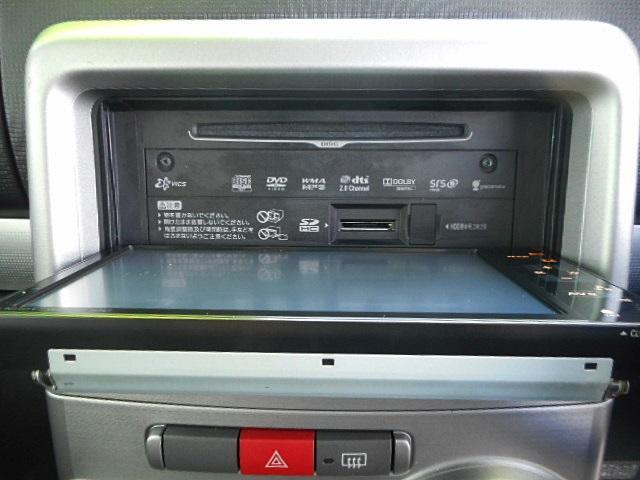 カスタム RS 4WD ワンオーナー HID SDナビ(6枚目)