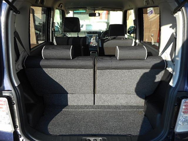 カスタム RS 4WD ワンオーナー HID SDナビ(11枚目)
