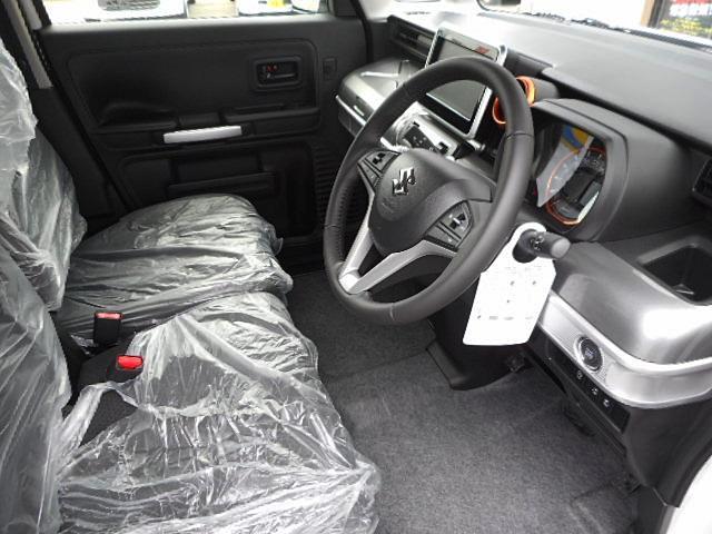 ハイブリッドXZ ターボ 4WD 届出済未使用車 両側電動(11枚目)