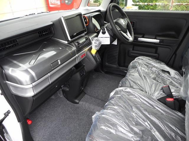 ハイブリッドXZ ターボ 4WD 届出済未使用車 両側電動(16枚目)