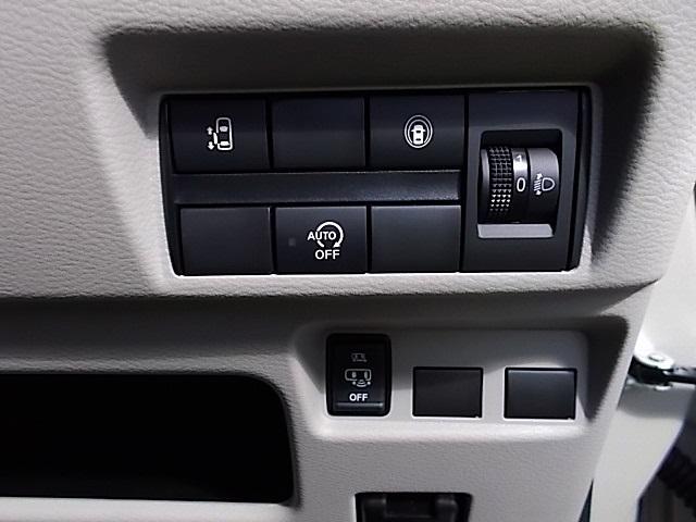 X 4WD 届出済未使用車 アラウンドビューモニター ハンズフリーオートスライドドア プッシュスタート シートヒーター(7枚目)