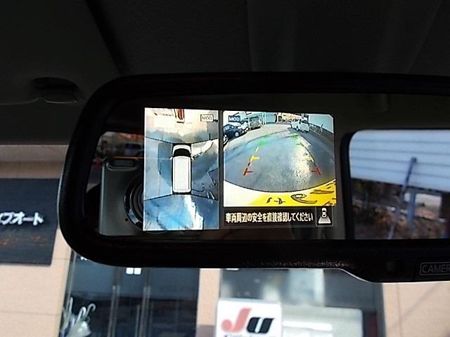 X 4WD 届出済未使用車 アラウンドビューモニター ハンズフリーオートスライドドア プッシュスタート シートヒーター(8枚目)