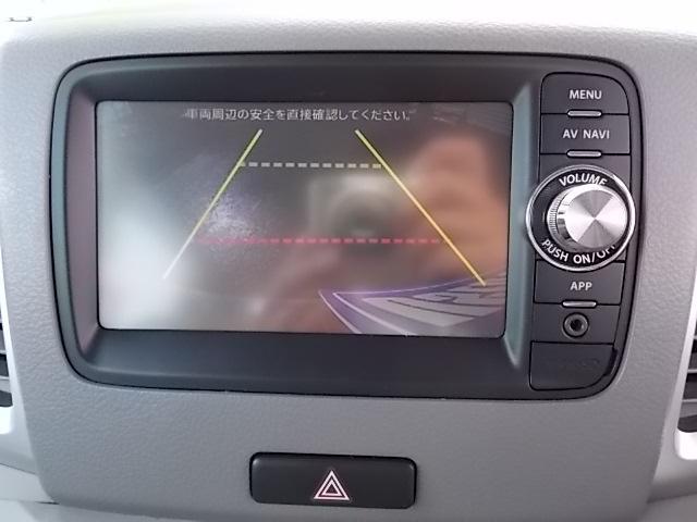X 4WD 電動スライドドア 純正ナビ バックカメラ シートヒーター スマートキー プッシュスタート(6枚目)