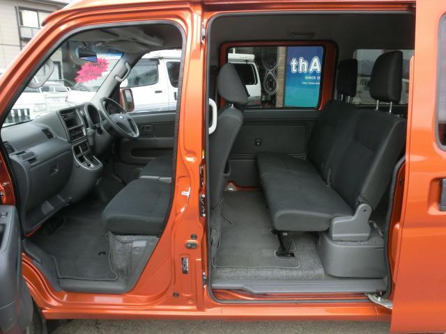 スバル サンバーバン VC ブラックインテリアセレクション 4WD