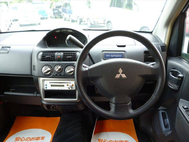三菱 eKスポーツ R 4WD ターボ ABS キーレス