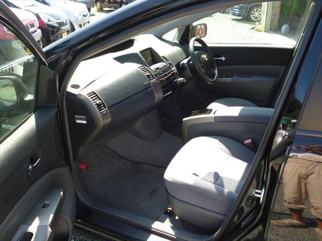 トヨタ プリウス S ワンオーナー 純正HDDナビ ETC スマートキー