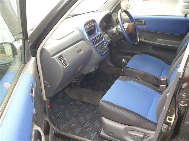 スバル プレオ RS 4WD 5速マニュアル ABS