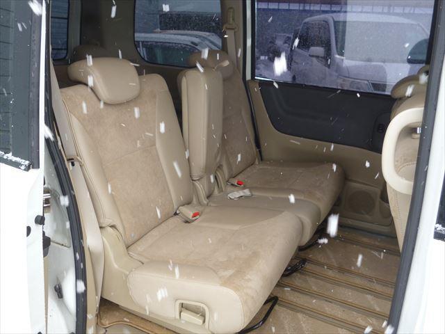 日産 セレナ ライダー 4WD HDDナビTV Bカメラ パワスラ