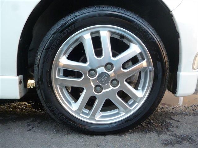 ダイハツ タント カスタムRS ターボ 4WD ABS