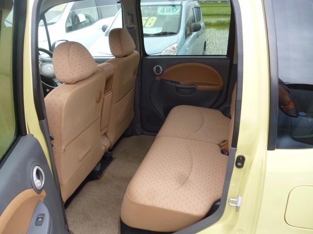 ダイハツ ムーヴラテ RS ターボ 4WD ABS キーレス