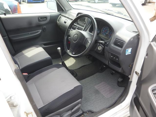 スバル プレオ RS スーパーチャージャー 4WD フジツボマフラー 5MT