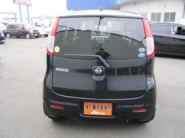 日産 モコ E FOUR4WD ABS スマートキー エンジンスターター