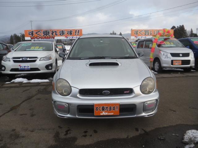 WRX STi 4WD 6速マニュアル HID(2枚目)