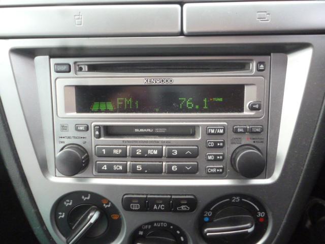 WRX STi 4WD 6速マニュアル HID(10枚目)