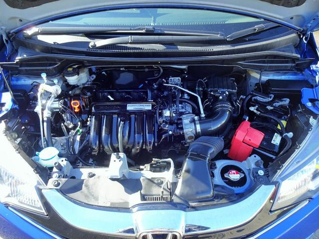 ホンダ フィット 13G・Fパッケージ 4WD 社外SDナビ 地デジTV