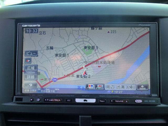 2.0i-S リミテッド 4WD 社外HDDナビ 地デジTV(13枚目)