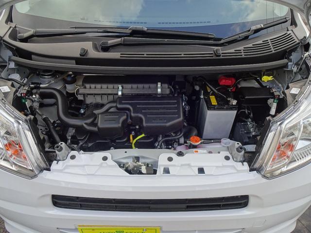 XリミテッドII SAIII 登録届出済未使用車 特別仕様車 OPシャイニングホワイトパール 4WD 純正ナビ装着用アップグレードパック LEDヘッドランプ ブラックインテリアパック キーフリーシステム オートエアコン(22枚目)